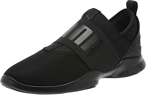 Puma Unisex Durven Sneaker Puma Black-puma Black
