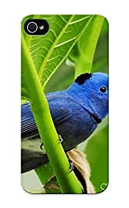 Durable Case For The Case For Sam Sung Galaxy S5 Cover - Eco-friendly Retail Packaging(birds Blue Bird )