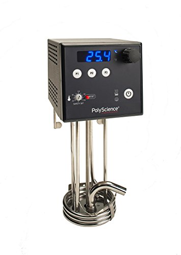 (PolyScience 7306A11B 7306 Immersion Circulator for Laboratory and Industrial Use, 5.8