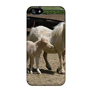 Iphone 5/5s Hard Back With Bumper Cases Covers Baby Mom