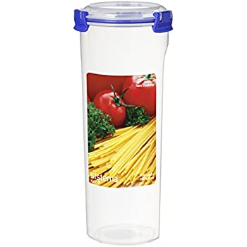 Sistema Klip It Collection Pasta Food Storage Container 57 Ounce/ 7.1 Cup  sc 1 st  Amazon.com & Amazon.com: Sistema Klip It Collection Pasta Food Storage Container ...