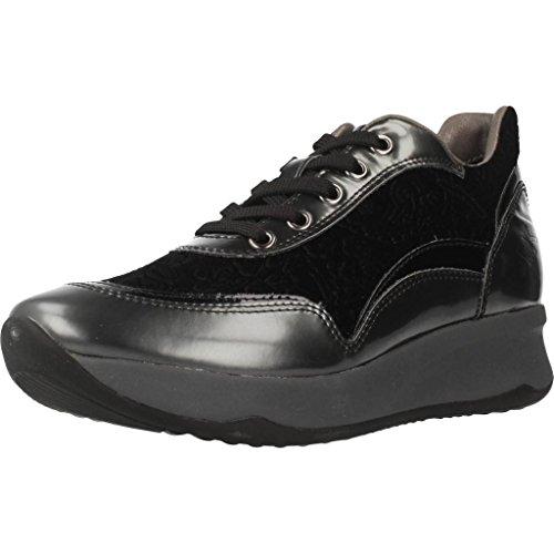 Donna Sneakers Lumberjack SW35305 001 Q67 Nero qfFIwOF