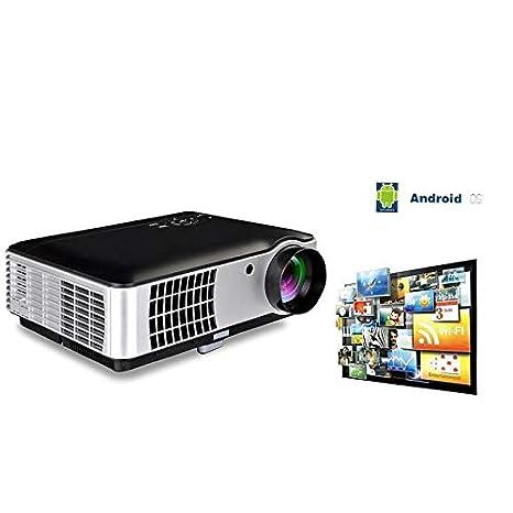 XC 1080P HD Proyector De Cine En Casa, Reproductor De DVD Portátil ...