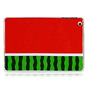 Bkjhkjy Watermelon Pattern Plastic Back Case for iPad mini