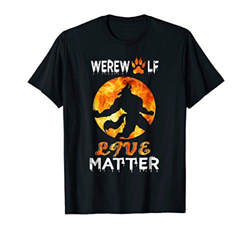 Funny Halloween Costume Ideas 2017 Werewolf Shirt for $<!--$13.99-->