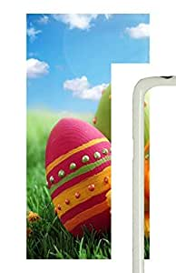 Samsung Galaxy S5 Pascha Eggs Patterns559 PC Custom Samsung Galaxy S5 Case Cover White