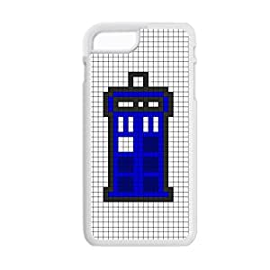 Generic Kawaii Phone Case For Girls Print With Tardis For Iphone 6 4.7Inch Choose Design 5