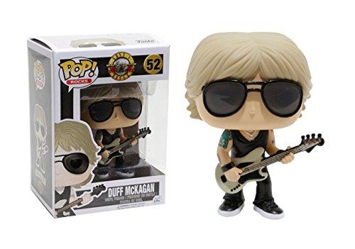 Roses Rose Pop - Funko POP Rocks: Guns N Roses - Duff Mckagan Action Figure