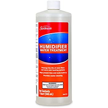 Amazon.com: Holmes Humidifier Bacteriostat, H1709PDQ-U ...