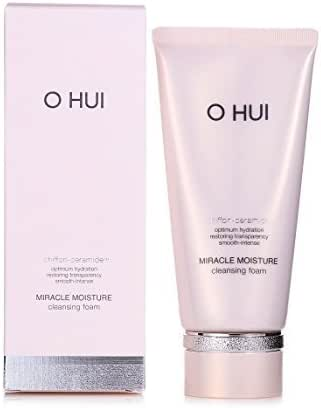 Ohui Miracle Moisture Cleansing Foam 200ml Limited Special Chance