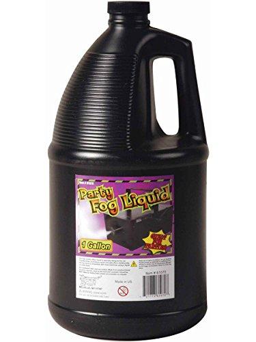 Forum Novelties Fog Machine Refill Fluid, 1-Gallon -