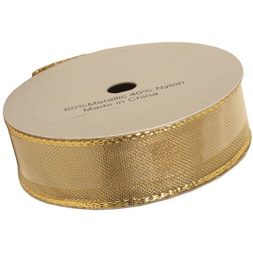JAM Paper Wire Edged Ribbon - 1