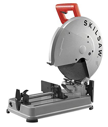 """SKILSAW SPT64MTA-01 15 Amp Abrasive Chop Saw, 14"""""""