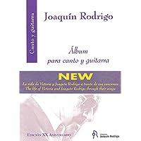 Album Para Canto y Guitarra: (album for Voice
