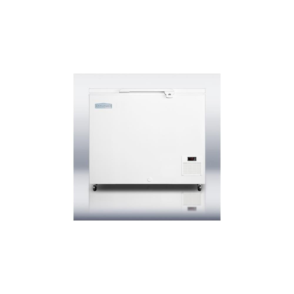 Summit EL21LT: Commercial -45 capacity degree C capable chest freezer with digital thermostat and 8.1 cu.ft