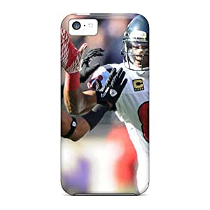 E-Lineage Case Cover For Iphone 5c - Retailer Packaging Andre Johnson One Handed Catch Protective Case