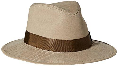 Indiana Jones Men's Twill Safari, Khaki, X-Large