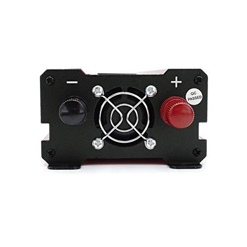 12V Power Supply Automotive Detectoy 4 écran Converter avec Portable ports LCD Car Vehicle 2000W USB Inverter 220V Power R6SwExH6zn