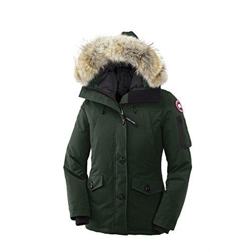 Canada Goose Montebello Parka - Women's Algonquin Green XS