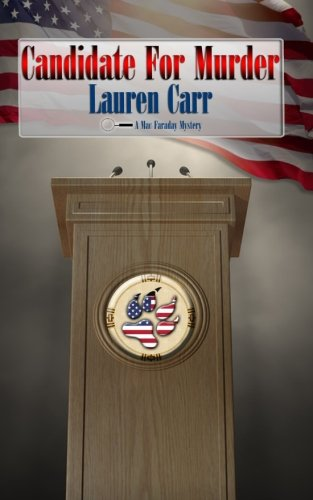 book cover of Candidate for Murder