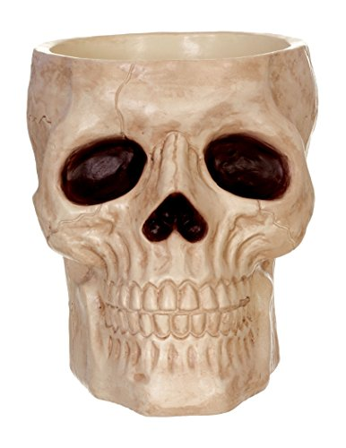 Punch Bowl Halloween Costumes (Crazy Bonez Skull Candy Bowl)