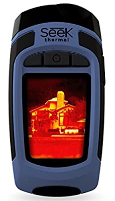 Seek FastFrame Reveal Thermal Imager (240x320), Handheld