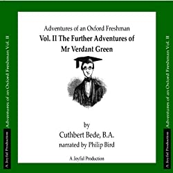 The Adventures of Mr Verdant Green, Volume II