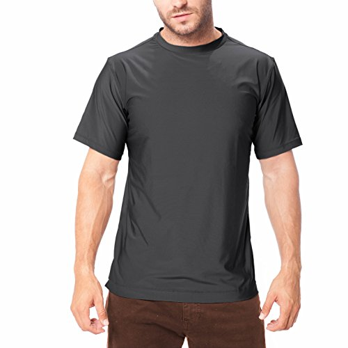Base Amphibious (XrossFlex Short-Sleeve, UPF 50+ Men's Amphibious Tech T-Shirt)