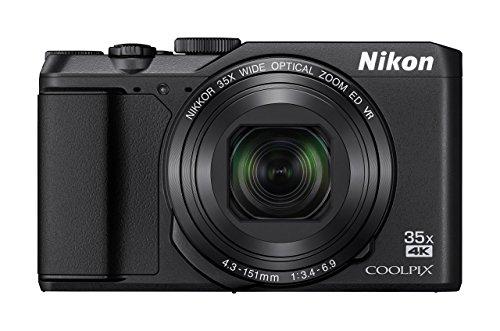 Nikon COOLPIX A900 Digital Camera (Black) (Renewed)