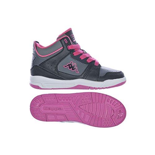 Sneakers - Vulest Kid - Niños Grey-Fuxia