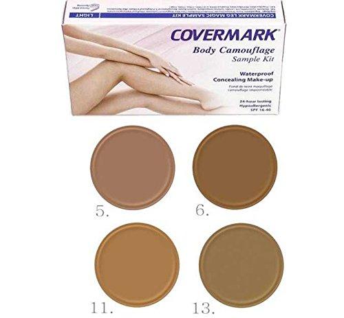 Covermark Leg Magic trial kit–Dark D01 Farmeco 2CM-LM-DARK