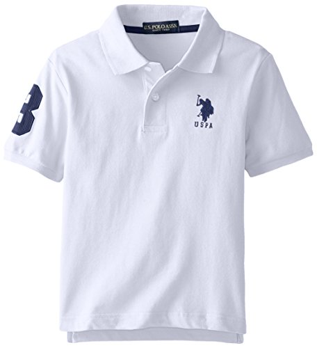 U S Polo Assn Solid Sleeve product image