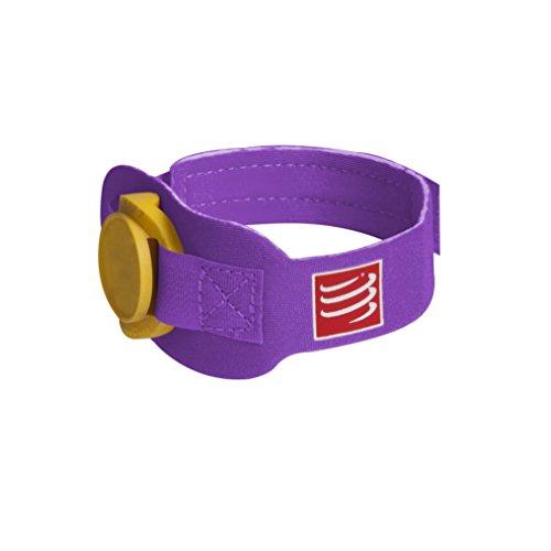 Purple Viola Compressport Timing Porta Chip p676ZzaWn