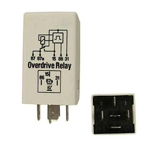 Beck Arnley 203-0128 Overdrive Relay (Overdrive Relay)