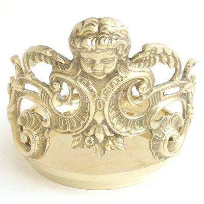 Brass Victorian Angel 4