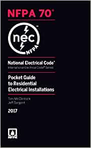 nec residential wiring code national electrical code 2017 pocket guide for residential ... nec schematic wiring
