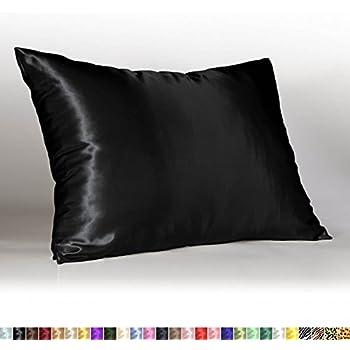 Amazon.com: Spasilk Hair Beauty Pillowcase, Standard/Queen