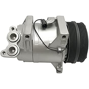 RYC Remanufactured AC Compressor and A/C Clutch FG647