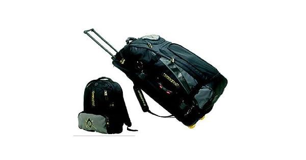 Amazon.com: Volkl Dlx – Bolsa de viaje con ruedas 09: Sports ...
