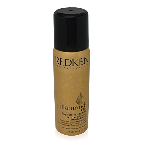 Redken Diamond Oil High Shine Airy Mist - 2.1 oz (Diamonds Oil)