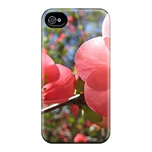 Iphone Case - Tpu Case Protective For Iphone 4/4s- Beautiful Blossoms