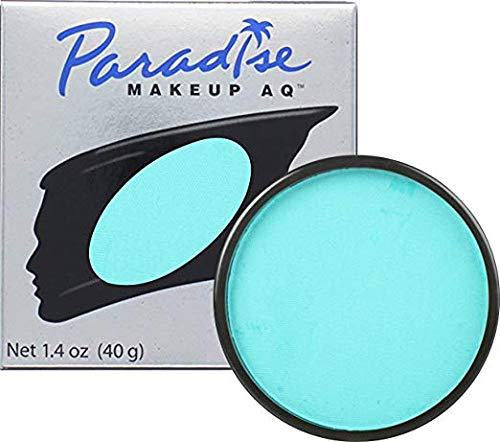 Mehron Makeup Paradise Makeup AQ Face & Body Paint (1.4 oz) (Teal)