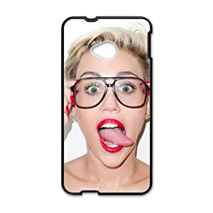 Happy miley cyrus Phone Case for HTC One M7