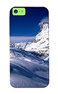 Anettewixom Top Quality Rugged Mountains (33) Case Cover Deisgn For Iphone 5c For Lovers