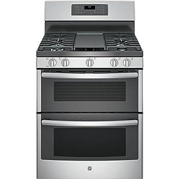 Amazon Com Ge Jgb860sejss Double Oven Range Appliances