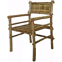 Bamboo Arm Chair By Master Garden Products