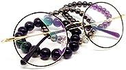 Óculos Armação De Grau Redondo Geek Metal Harry Potter