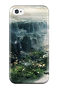 Iphone High Quality Tpu Case/ Lost Planet OPjmuRp11899bNcEf Case Cover For Iphone 4/4s