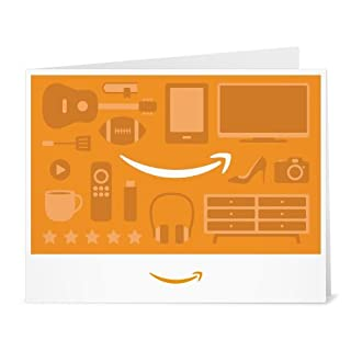 Amazon Gift Card - Print - Shopping Icons (B01LYMXJ72) | Amazon price tracker / tracking, Amazon price history charts, Amazon price watches, Amazon price drop alerts