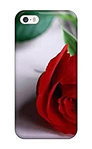Awesome Case Cover/iphone 5/5s Defender Case Cover(cool Rose Flower)